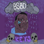 Blue Sky Black Death ft. Gucci Mane, Deniro Farrar, Nacho Picasso & Mack Shine - Keys Artwork