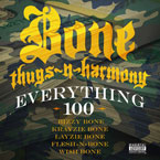 Bone Thugs-N-Harmony ft. Ty Dolla $ign - Everything 100 Artwork