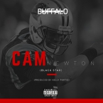 Buffalo Black - Cam Newton (Black Star) Artwork