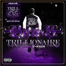 Bun B ft. T-Pain - Trillionaire Artwork