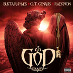 Busta Rhymes ft. O.T. Genasis & Raekwon - Oh God Artwork