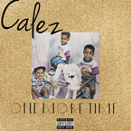 Calez - One More Time Artwork