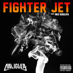 Caligula ft. Wiz Khalifa - Fighter Jet Artwork