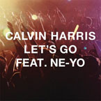 Calvin Harris ft. Ne-Yo - Let's Go Artwork