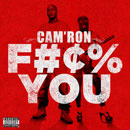 Cam&#8217;ron - F**k You Artwork