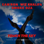 Cam'ron ft. Wiz Khalifa & Smoke DZA - Touch The Sky Artwork