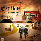 Canibus ft. Crooked I, Nino Graye & Flawless the MC - Wreck Room Artwork