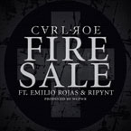 Carl Roe ft. Emilio Rojas & Ripynt - Fire Sale Artwork