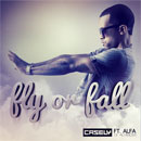 Casely ft. Alfa - Fly or Fall Artwork