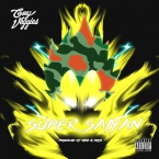 Casey Veggies - Super Saiyan Artwork