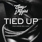 Casey Veggies - Tied Up ft. DeJ Loaf Artwork
