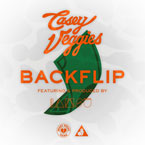 Casey Veggies ft. IAMSU! - Backflip Artwork