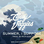 Casey Veggies - Summer, I Suppose Artwork