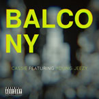 Cassie ft. Young Jeezy - Balcony Artwork