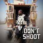 Chamillionaire - Don't Shoot Artwork