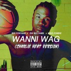Mir Fontane & Ish Williams - Wanni Wag (Charlie Heat Version) ft. Mike Zombie Artwork