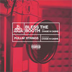 Chase N. Cashe - Pullin' Strings (Bless The Booth Freestyle) Artwork