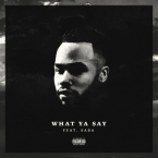 Chaz French - What Ya Say ft. Saba Artwork