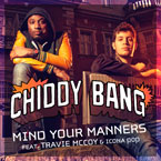 Chiddy Bang ft. Travie McCoy & Icona Pop - Mind Your Manners (Remix) Artwork