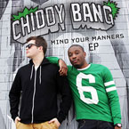 Chiddy Bang - Twisted Artwork