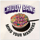 Chiddy Bang - Mind Your Manners Artwork