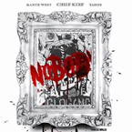 Chief Keef ft. Kanye West - Nobody Artwork