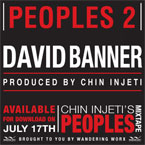 Chin Injeti ft. David Banner - Peoples 2 Artwork