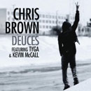 Chris Brown ft. Tyga & Kevin McCall - Deuces Artwork