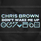 Chris Brown - Don't Wake Me Up Artwork