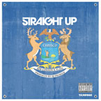 ChrisCo ft. Jon Connor & Elzhi - Straight Up Artwork