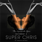 Chrisette Michele - Super Chris Artwork