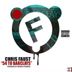 Chris Faust - 54 to Barclays Artwork