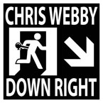 Chris Webby - Down Right Artwork