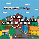 Chris Webby ft. A Mitch - There Goes the Neighborhood Artwork