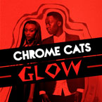 Chrome Cats - Glow Artwork