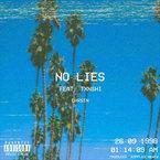 CHRSTN - No Lies ft. TXNSHI Artwork