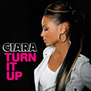 Ciara ft. Usher - Turn It Up Artwork