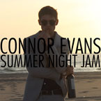 Connor Evans - Summer Night Jam Artwork