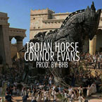 Connor Evans - Trojan Horse Artwork