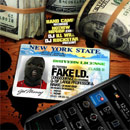Consequence ft. Q-Tip, Large Professor & Havoc - Fake I.D. Artwork