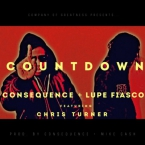 Consequence & Lupe Fiasco - Countdown ft. Chris Turner Artwork