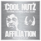 Cool Nutz ft. Tech N9ne & Krizz Kaliko - Affiliation Artwork