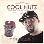 Cool Nutz ft. Maniac Lok & Bosko - Keep Chasin Artwork