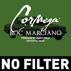 Cormega - No Filter ft. Roc Marciano Artwork