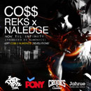 Co$$ ft. REKS & Naledge (of Kidz In The Hall) - Now Til Infinity Artwork