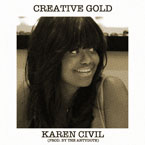 Creative Gold - Karen Civil Artwork