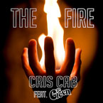 Cris Cab ft. The Green - The Fire Artwork
