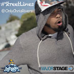 Chris Rivers - #StreetLines Artwork