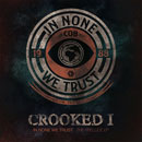 Crooked I - No Competition Artwork