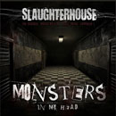 Crooked I ft. Slaughterhouse - Monsters in My Head Artwork